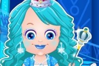 Baby Hazel: Eisprinzessin Ankleiden