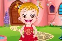 Baby Hazel Make-over