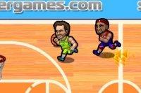 Basketball Spiel
