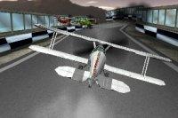 Flugzeug Rennen