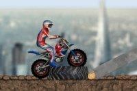 Motorrad Herausforderung