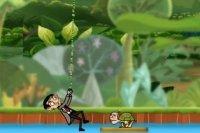 Mr Bean Flucht vor Tieren