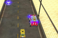 Spielzeugauto Race