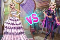 Superheld gegen Prinzessin