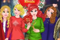 Prinzessin Weihnachten Rivalinnen